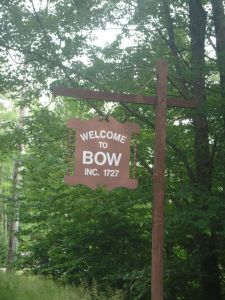 By Bow, NH - so old, so awesome!