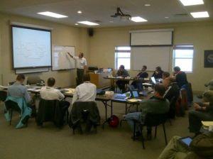IP Training Photo by Nick Frey