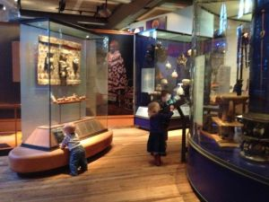 The kids loved the Tropenmuseum in Amsterdam!