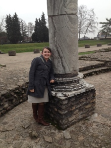 Ancient Roman column, no big deal
