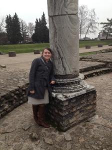 Ancient Roman column, no big deal
