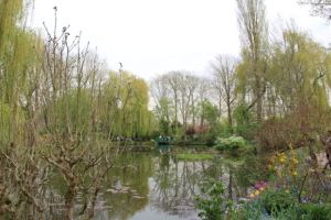 Monet's Gardens were fantastic.