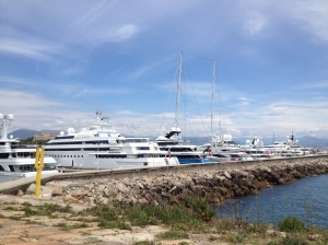 These yachts...so. much. money.