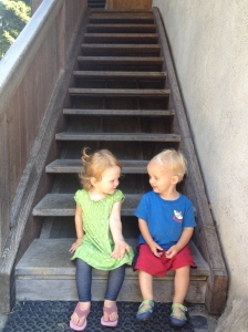 Sydney and Axel...